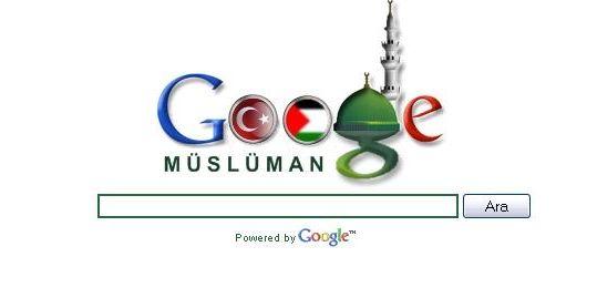 MUSLIM GOOGLE