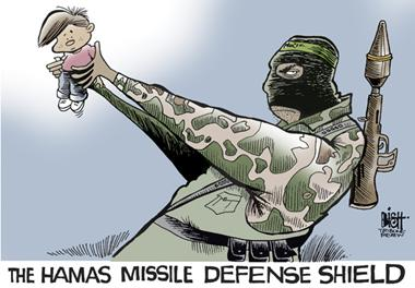Hamas missilve defense