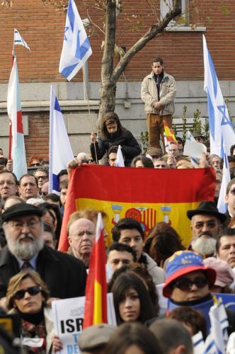 Spain pro israel2