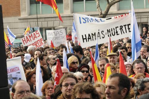 Spain pro-israel3