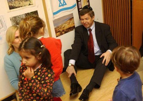 Jewish children norway