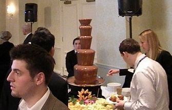 Choco fountain