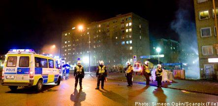Malmo police 320