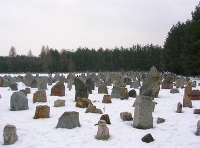 TreblinkaStonesPoland