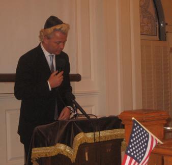 Wilders israel