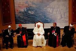 Pope israel