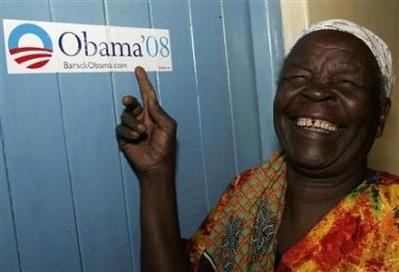 Obama grandma
