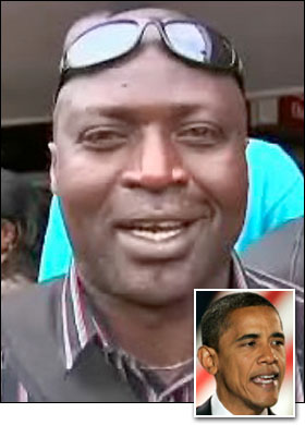 Obama brother samson