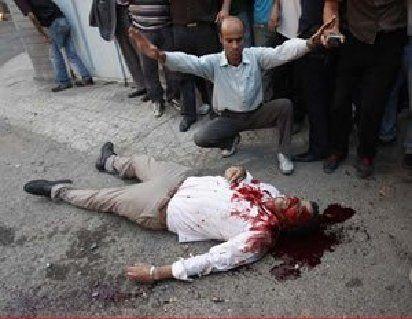 Iran riot
