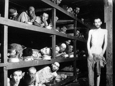 Sobibor Death Camp Gas Chambers at The Sobibor Death Camp