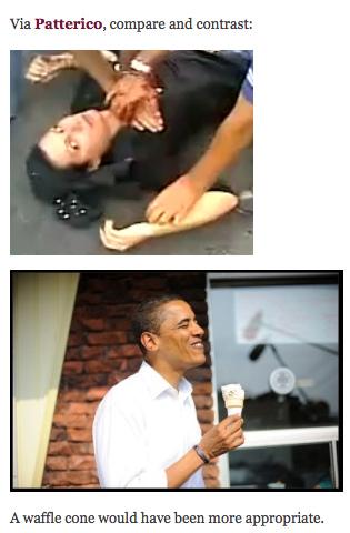 Obama compare