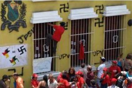 Venezuela jew hatred