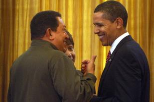 Obamachavez