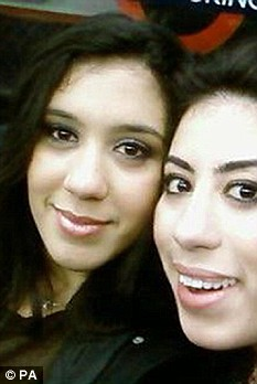 Sisters yasmine honor killing