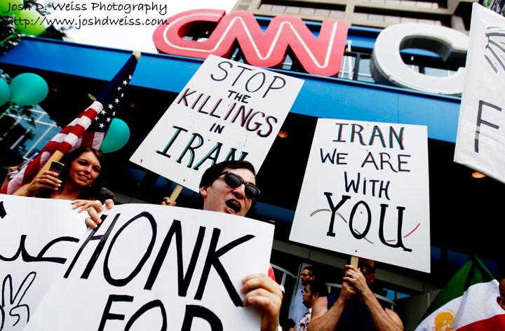 CNN IRAN