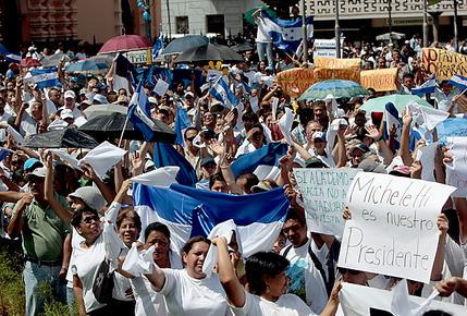 Honduras mich
