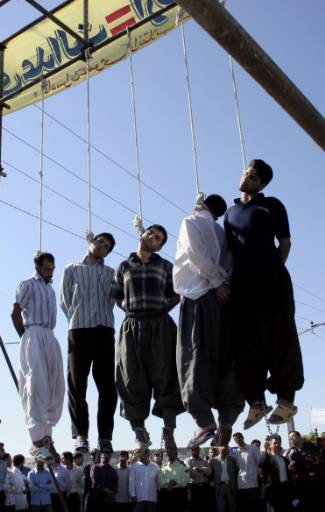 Gay hangings islam