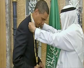 Obama bows again