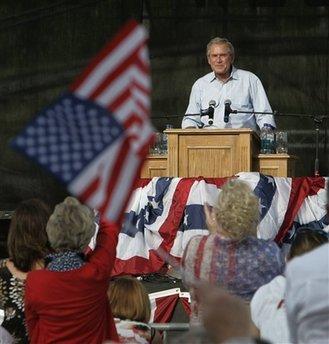Bush oklahoma 74