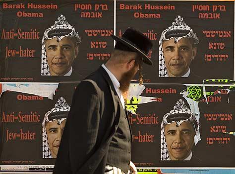Obama jews