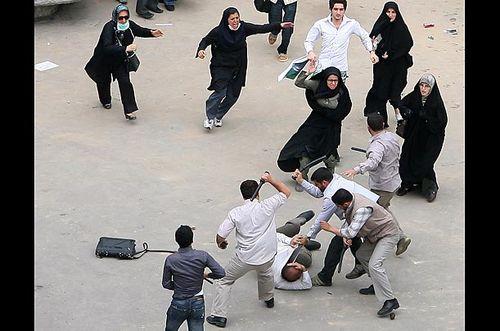 Tehran terror