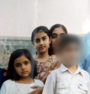 Three dead muslim sisters