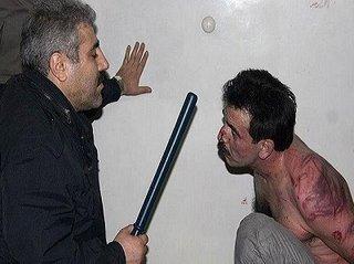 Iran thug