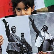 Iran protestchild