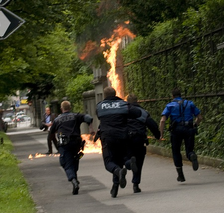 SWITIZERLAND IRAN bombing
