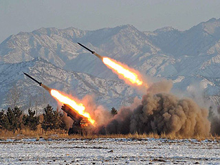 Nork missiles