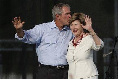 Bush oklahoma 2