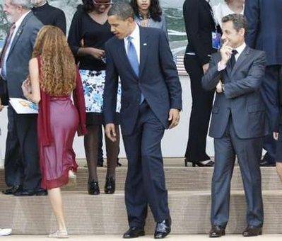 Obama leer