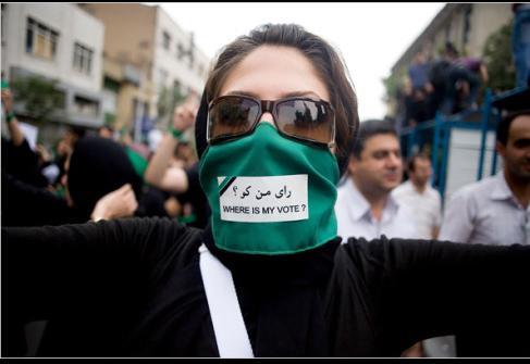 Iran women5