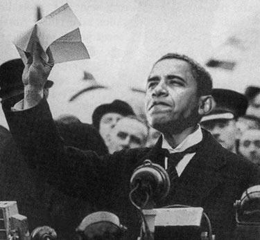 Obama chamberla