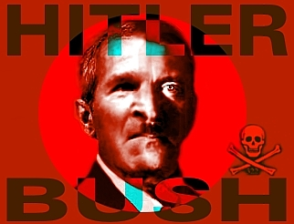 Bush_hitler_red