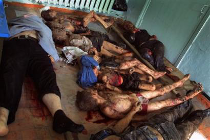 Beslan dead  children