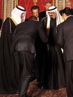 Obama bow2