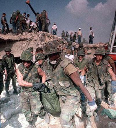 Marinebarackbombing
