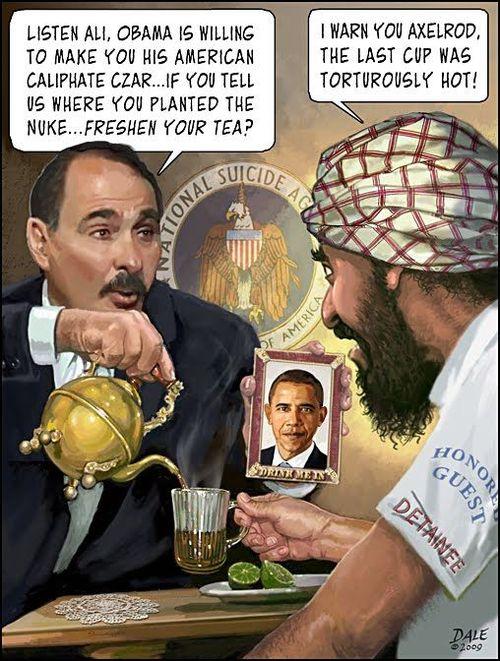 Obama hearts jihad