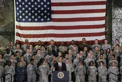 Obama troop