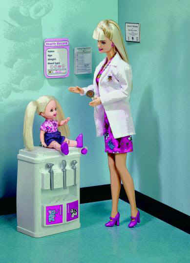 Doctor-barbie