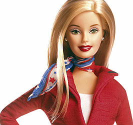 Barbie-for-president