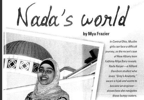 Nada's world