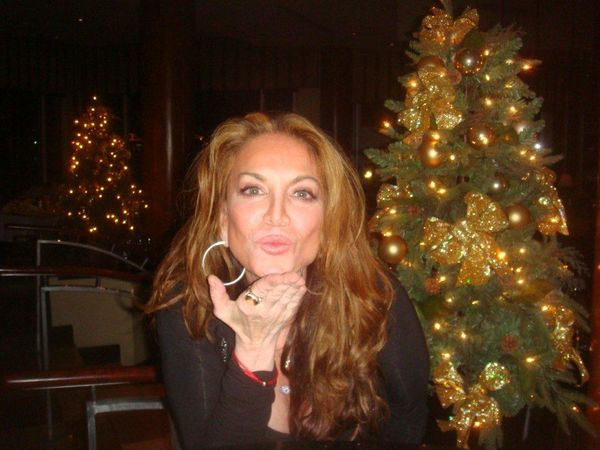 Pamela Geller Atlas Shrugs kiss