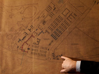 Auschwitz blueprints