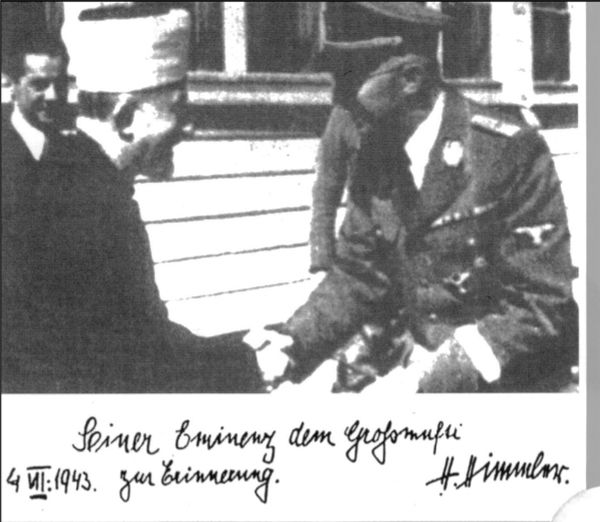 Himmler and the mufti