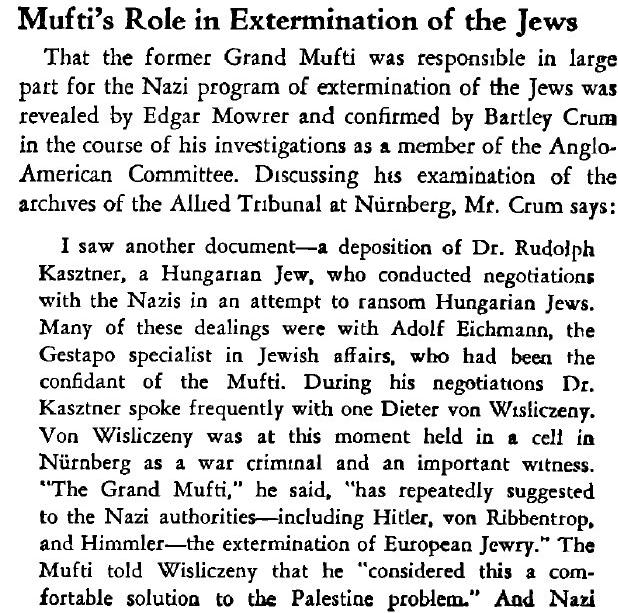 Mufti extermination