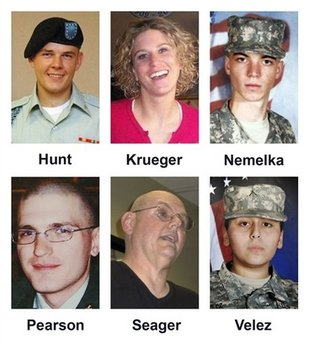 Fort hood jihad victims