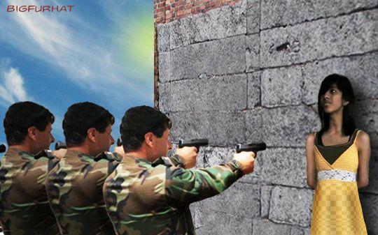 Rifqa firing squad