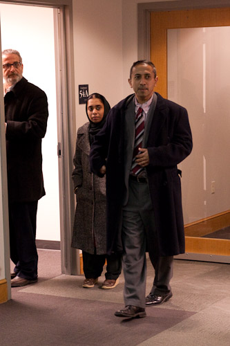 20 Rifqa Bary's parents leave after the hearing